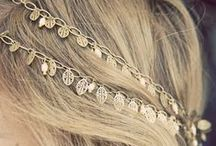 Jewelry and Hair Accessories / by Emily Ludke