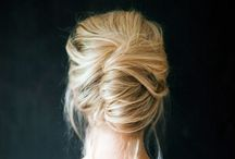 good hair day / short or long, curly or straight, up or down... / by Amanda Krein