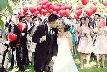 valentine's day wedding / valentine's day wedding