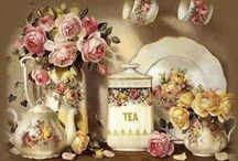 Do You Want to Have a Tea Party / by Bonnie Richards