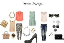 FASHION FIX / Cute outfit ideas and styling inspiration / by SHOEBACCA .com