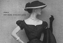 1950's Glamorous Fashions / by Bonnie Richards