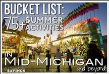 Things To Do in Michigan / Find all the best things to do in Michigan. From free summer concerns, best waterparks, amusements, and more!