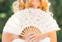 The Perfect Wedding Fans for your Guests / Wedding Fans, Hand Fans, Wedding, Wedding Planning, Wedding Favors, Lace Wedding Fans, Paper Wedding Fans, Personalized Wedding Fans, Fans, Wedding Gifts