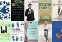 Books / Get out your library card: Here are all our favorite, most fabulous books.  / by InStyle Magazine
