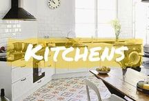 Kitchens / Beautiful and inspiring kitchens  / by Jurnal de design interior