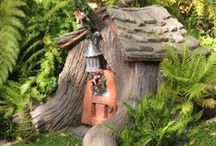 Fairy Garden Houses / by Bonnie Richards