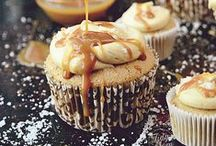 Cupcakes / Everyone's favorite; cupcakes - with various frosting, flavors, and designs