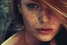 Hannah freckles / by Hannah Hollander