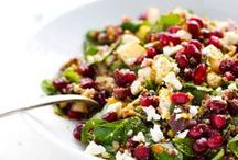 Salads / Delicious and Tempting Salad Recipes