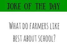 Farming Funnies