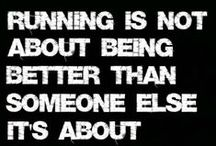 Run like there is no other choice!