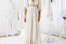 • Wedding Dress Inspiration • / Wedding dress designs and ideas for my upcoming outdoor wedding.