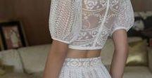 Wedding fashion / Wedding dresses