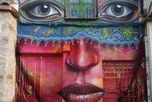 Everyday Street Art
