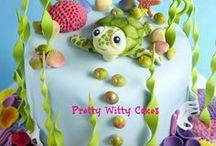 Sweetness becomes / Sweet cakes & desserts recipes and ideas.