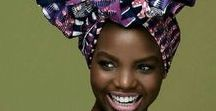 African inspired / African inspired fashion and style