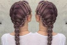 Braided hairstyles / Braided hairstyles