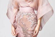 Gorgeous dresses / Beautiful (evening) dresses