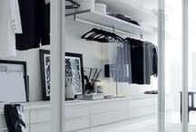Walk in closets... / Walk in closets