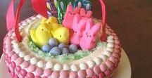 Easter Bunny's Basket Recipes