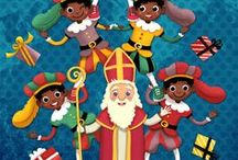 Sint & Piet Strooigoed recipes / Dutch treats shared during St. Nicolaas tradition.
