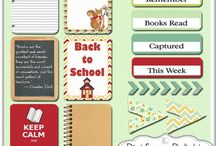 Scrap - Printables / For scrapbooking / by Anne Magnier
