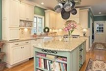 Dream Home {Kitchens} / by Shelby Parmenter