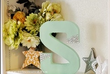 Craft/DIY Ideas / by Shelby Parmenter