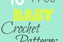 crochet for babies and kids / by Lesa Marie