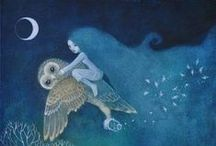 owl love / by Beach Plum
