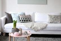 ✪ RUIMTES   Woonkamer   Livingroom ✪ / Inspiratie voor je woonkamer