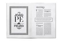 EDITORIAL DESIGN / Inspirational spreads