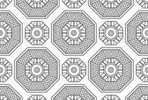 PRINT&PATTERN / Pattern inspiration