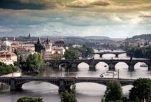 Travel: Eastern Europe / by Kelly K