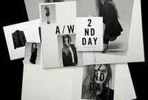 LOOK BOOKS / Inspirational fashion look book designs