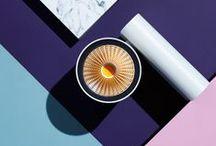 COLOUR / Inspirational colour palettes