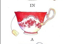Tea / by Joyce Mahl