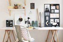 Studio & Work Space / by Kendall Gregory