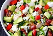 Salad yumminess