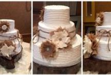 Cakes by McHale's / Let McHale's pastry chef custom design the cake of your dreams!    / by McHale's Events and Catering
