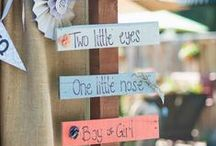 Baby Shower Ideas / by Shelby Parmenter