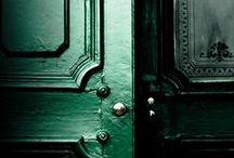green / color inspirations