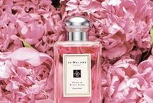 PERFUME / My favourite scents
