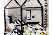 Rooms/ Kids / Modern kids bedrooms, nursery and playroom inspiration.