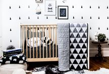 Rooms/ Nursery / Nursery decor inspiration