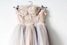 dresses / by Lennon Fuller