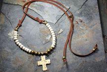 FaithGiftz Jewelry / Spiritual Earthy Eclectic Jewelry designed by Pamela Crane / by Pamela Crane