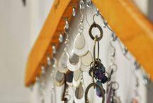 Jewelry Display / by Pamela Crane