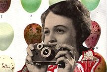 Camera Stuff  / by Pamela Crane